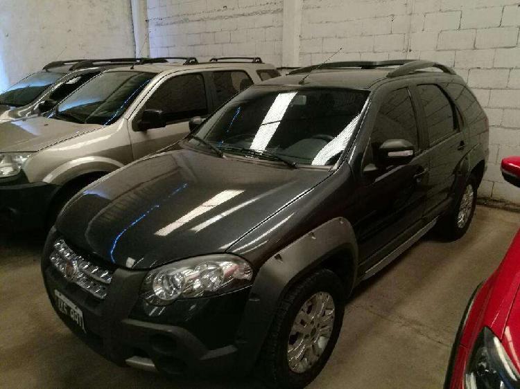 Fiat Palio Adventure Full 2011 Impecable
