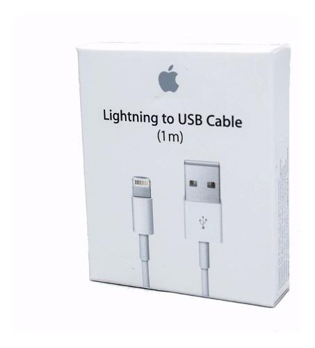 Lightning To Usb Cable Apple Original (1 M)