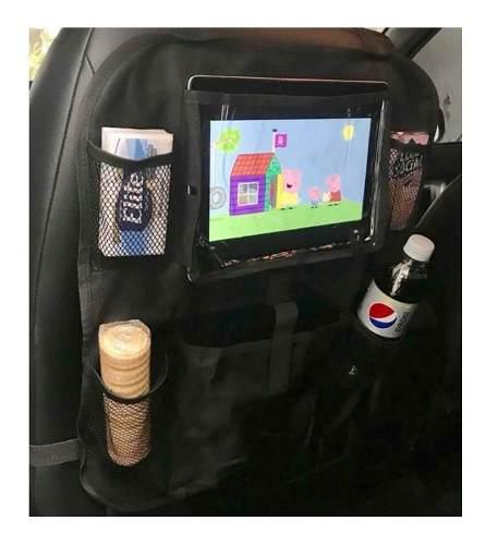 Organizador Para Auto. Porta iPad - Tablet De 10 Pulgadas