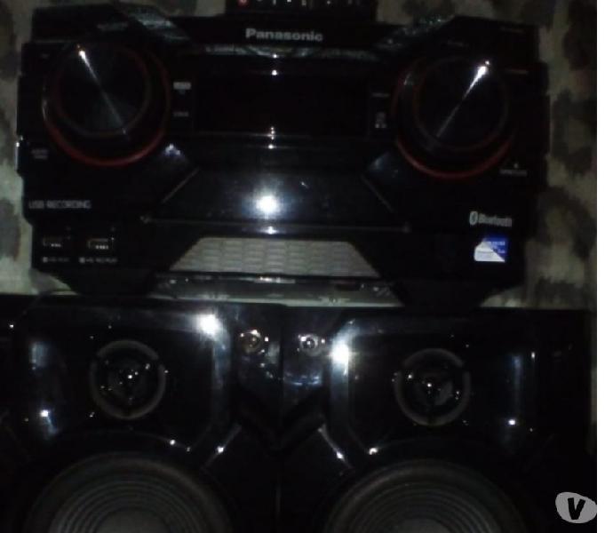 Sistema de audio PANASONIC sc-akx300