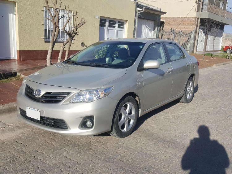 Toyota Corolla XEI NUEVO! Caja 6ta 2012 PERMUTO o CONTADO!