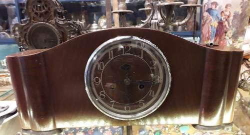 Antiguo Reloj Art Deco Enfield Medio Carrillon England