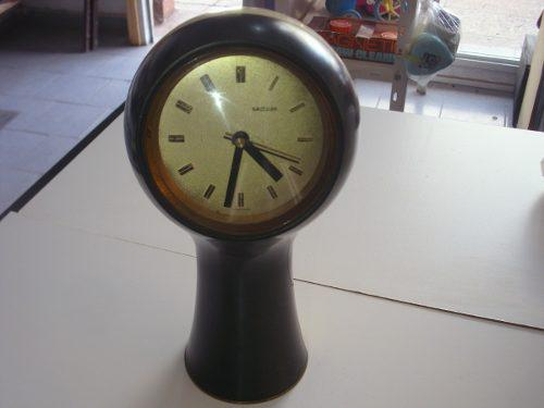 Antiguo Reloj Suizo De Diseño Vintage De1950/60 Funcionando