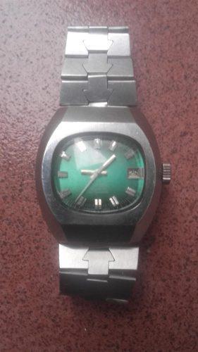 Antiguo Reloj Tressa Automatico