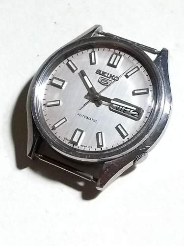 Antiguo Retro,reloj Seiko 5 6309a. Japan Con Service.