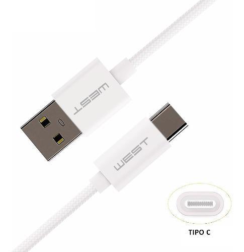 Cable Usb C Tipo C Carga Rapida 2 Amp