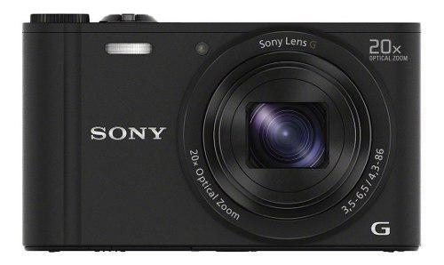 Camara Digital Sony Wx350 18.2mp 20x Zoom Full Hd Wi-fi Nfc