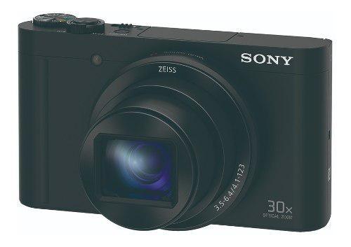 Camara Digital Sony Wx500 18.2mp 30x Zoom Full Hd Wi-fi Nfc