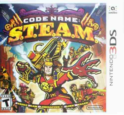 Code Name: S.t.e.a.m Nintendo 3ds