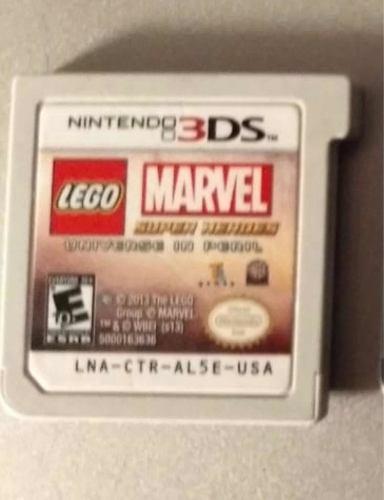 Juego Lego Super Heroes Nintendo 3ds