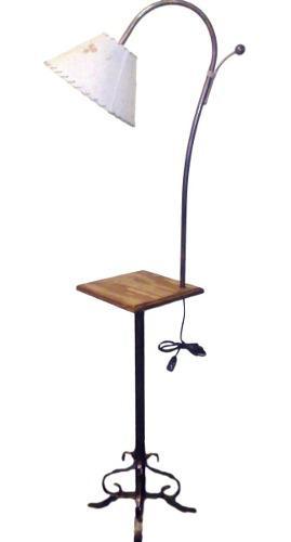 Lámpara De Pie Diseño Moderno Led Living