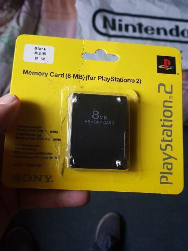 Memory Card Nuevas Ps2 Con Opl Para Juegos Ps1 Y Ps2 Digital