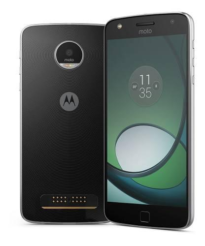 Motorola Moto Z Play 1 32gbs 3gbs De Ram. Impecable Permuto