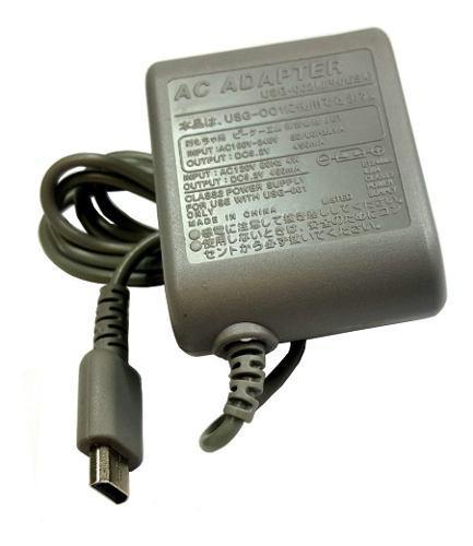Nintendo Ds Lite Cargador De Pared 220v