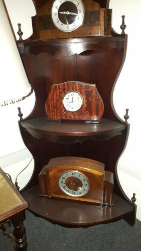 Reloj Antiguo Chimenea De Mesa