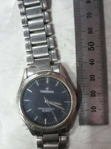 Reloj Antiguo Tressa De Hombre