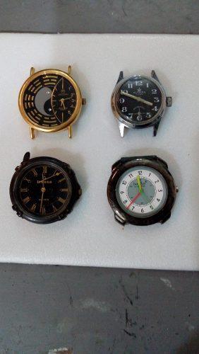 Relojes Antiguos Para Repuesto Jintong,alteza,tressa,beneton