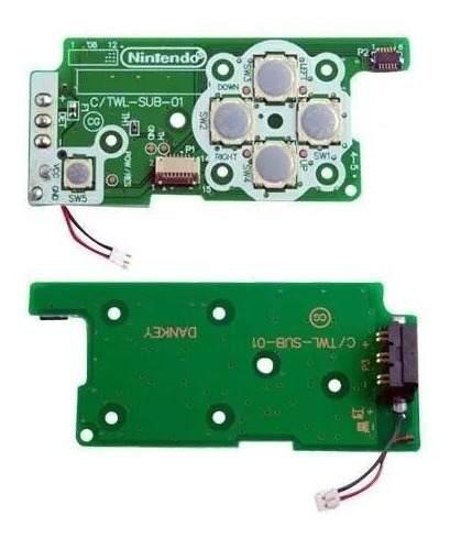 Repuesto Placa Encendido Para Nintendo Dsi Nuevo 569a