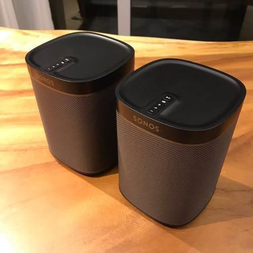 Sonos Play 1 (el Precio Es Por 2 Amplificafores Sonos)
