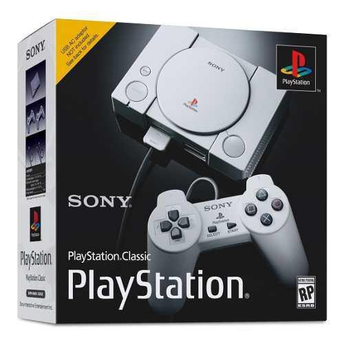 Sony Playstation Classic Nueva - Caja Sellada - Cordoba 2019