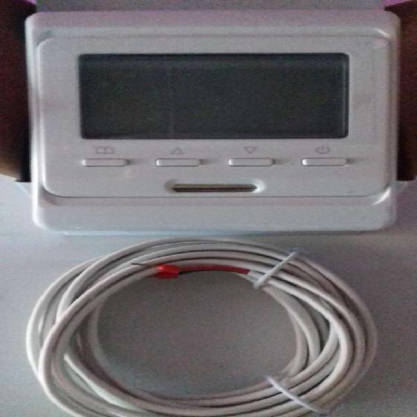 Termostatos para losa radiante eléctrica digitales