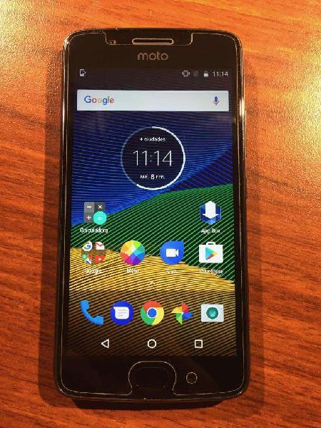 VENDO Moto G5 32GB LIBRE EN MUY BUEN ESTADO