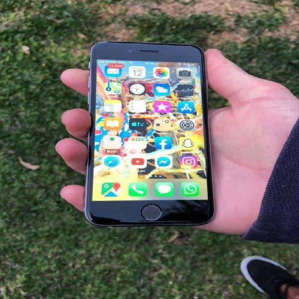 Vendo iPhone 6s Liberado impecable!!!