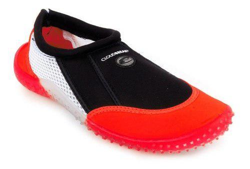 Zapatillas Cloudbreak Aquashoes Talle 43 - Neoprene -