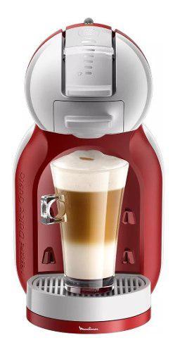 Cafetera Automatica Moulinex Nescafe Dolce Gusto Mini Me