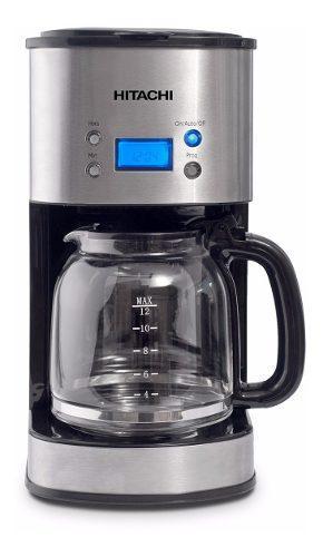 Cafetera Automatica Programable Hitachi - 1.5 Lts - 1000w