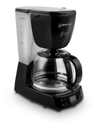 Cafetera De Ultracomb Digital Antigoteo 2205 Premiun