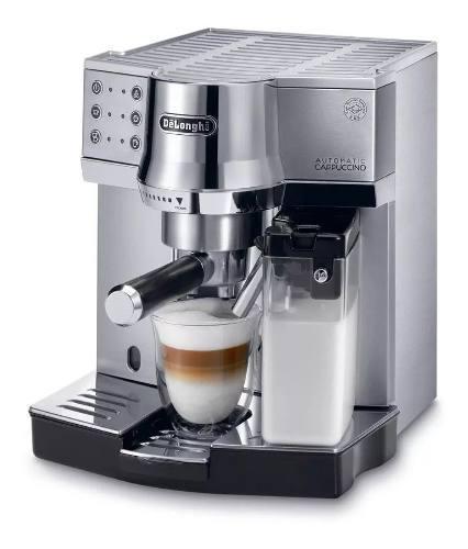 Cafetera Delonghi Express Ec850m Leche 15 Bar 1 Litro 1450w