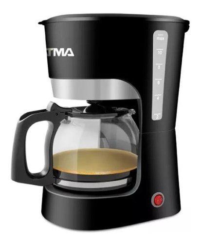 Cafetera Eléctrica De Filtro Atma Ca8143n 1.25l Tio Musa