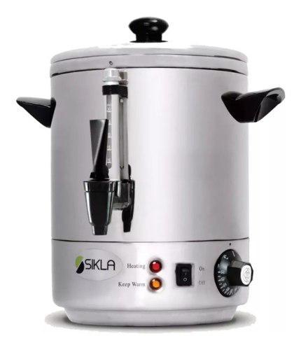 Cafetera Electrica Sikla Dk 500 5lts. Automatica 30 Tazas