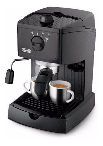 Cafetera Espresso Delonghi Ec146 15 Bares De Presion