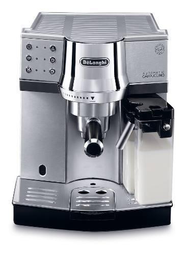 Cafetera Espresso Delonghi Ec850m Con Leche 15 Bares Latte