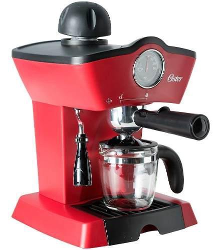 Cafetera Espresso Oster 4188 Cappuccino Hidropresión 900w