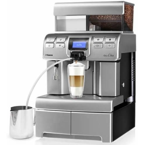 Cafetera Express Automatica Saeco Aulika Top Ri Profesional,