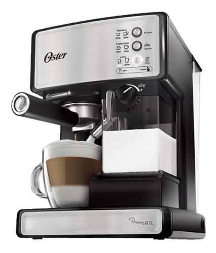 Cafetera Express Oster Prima Latte 6601, 15 Bares