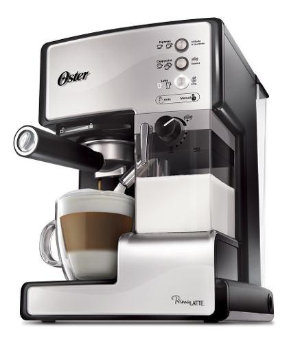 Cafetera Express Oster Prima Latte Capuccino 15 Bar Cuotas