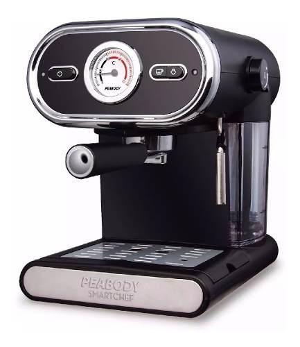 Cafetera Express Peabody Ce5002 15 Bar Retro 1000w Espumador