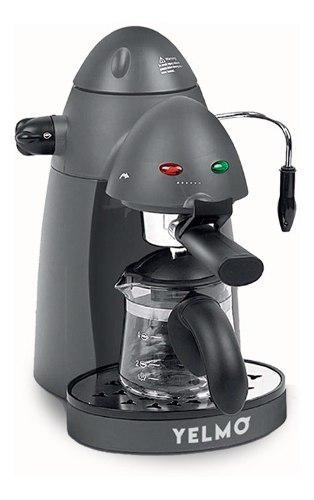 Cafetera Express Yelmo Ce-5106 800w Presión 6 Bar 12cts