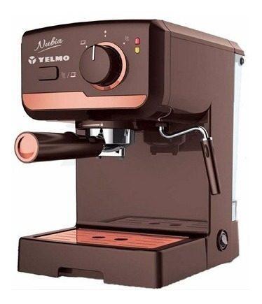 Cafetera Express Yelmo Nubia Ce5107 1200w 19bar Tio Musa