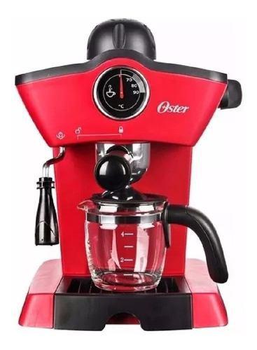 Cafetera Expresso Oster 4188 Cappuccino Hidropresión 900w