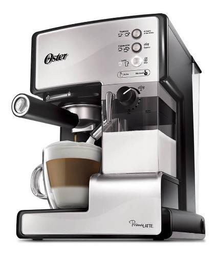 Cafetera Expresso Oster Prima Latte 6601 15 Bares