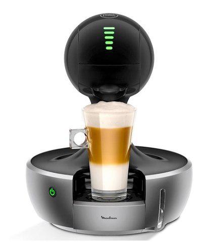 Cafetera Moulinex Capsulas Nescafe 1340w Pv350b58 Exhibicion