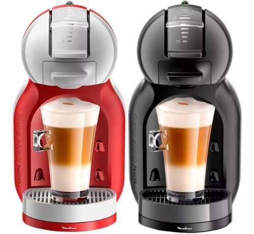 Cafetera Moulinex Dolce Gusto Mini Me Automatica Capsulas.