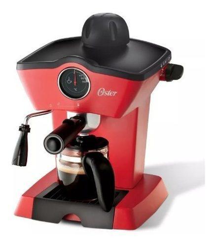 Cafetera Oster 4188 P/espresso Capuccino C/sist Hidropresion