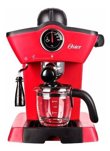 Cafetera Oster 4188 P/espresso Capuccino Hidropresion 12c