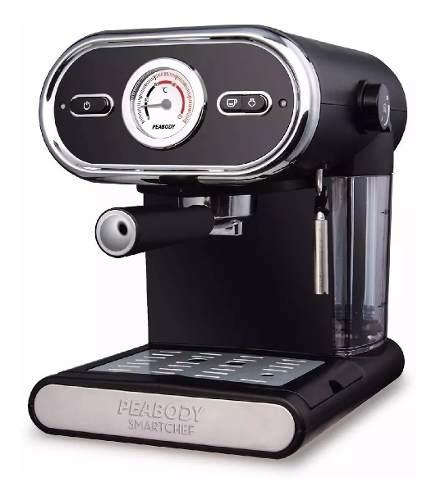 Cafetera Peabody Express Pe-ce5002 1 Lts, 15 Bar Flores